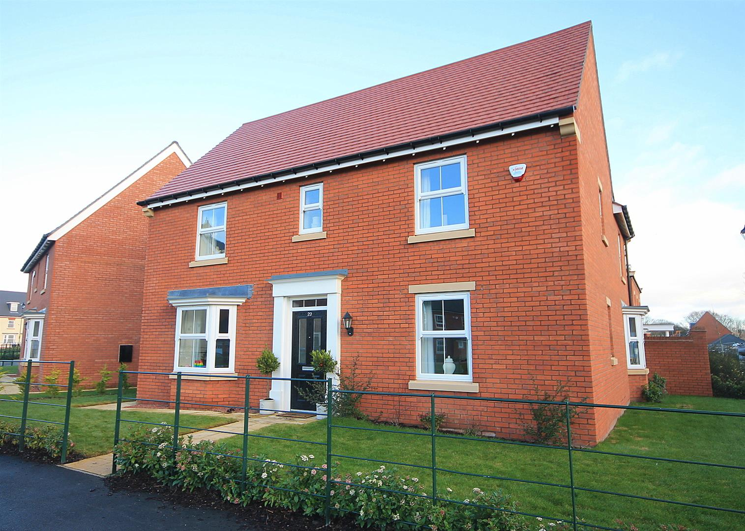 4 Bedrooms Detached House for sale in Richardby Crescent, Mount Oswald, Durham